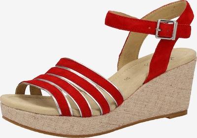 ARA Sandalen in rot, Produktansicht