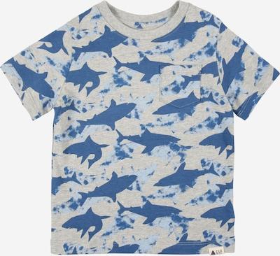 GAP T-Shirt en bleu / gris, Vue avec produit