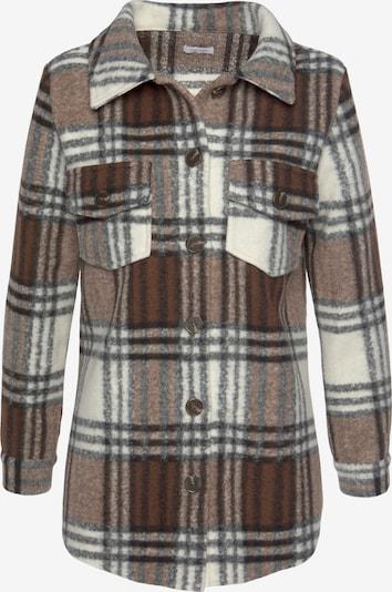 Cappotto invernale LASCANA di colore marrone, Visualizzazione prodotti