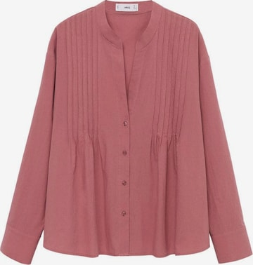 MANGO Bluse 'Diana' in Rot