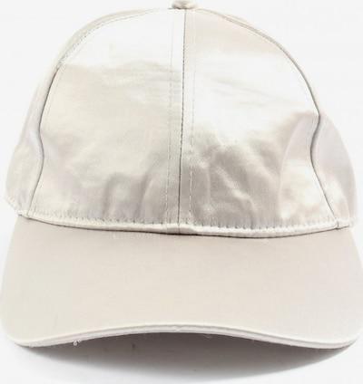H&M Basecap in XS-XL in silber, Produktansicht