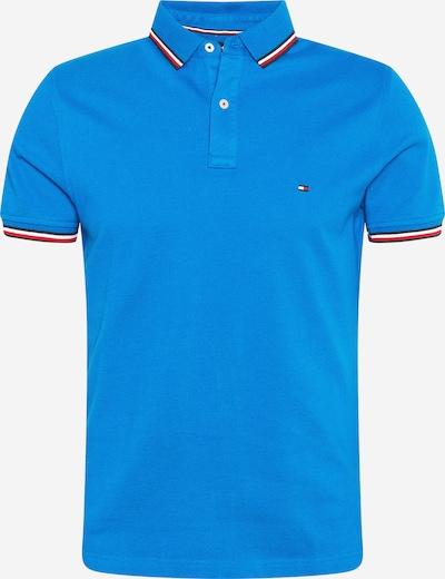 TOMMY HILFIGER Poloshirt in blau / rot / weiß, Produktansicht