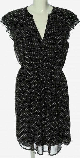 H&M Kurzarmkleid in XXL in schwarz / weiß, Produktansicht