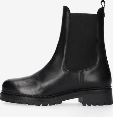 Tango Chelsea Boot 'JULIE 1-e' in Schwarz