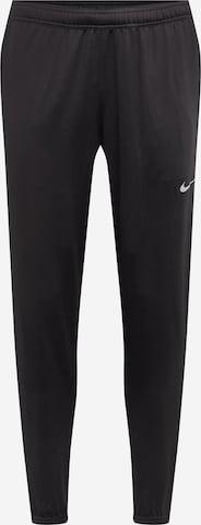 Pantaloni sport 'Essential' de la NIKE pe negru