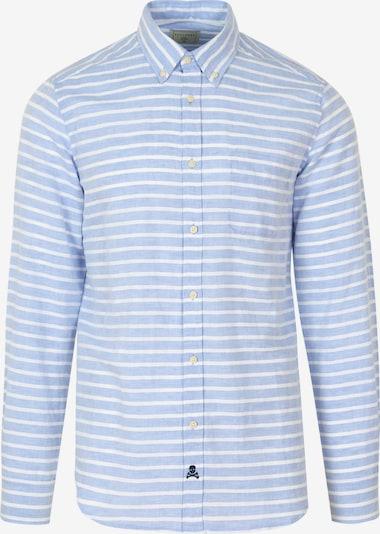 Scalpers Hemd in hellblau / weiß, Produktansicht
