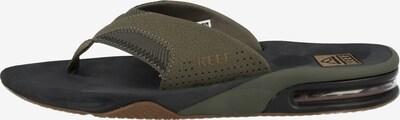 REEF Sportschoen in de kleur Donkergroen, Productweergave