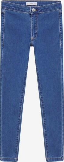 MANGO KIDS Jeans 'supersk' i kobaltblå, Produktvy