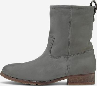 COX Klassische Stiefeletten Gaucho-Stiefelette in grau, Produktansicht