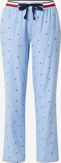 Tommy Hilfiger Underwear Pajama pants 'EMBRO' in Night blue / Light blue, Item view