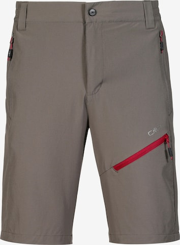 CMP Workout Pants in Brown