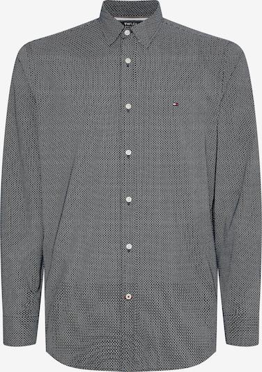 TOMMY HILFIGER Koszula w kolorze szary / czarny / białym, Podgląd produktu