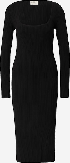 A LOT LESS Knitted dress 'Arabella' in Black, Item view