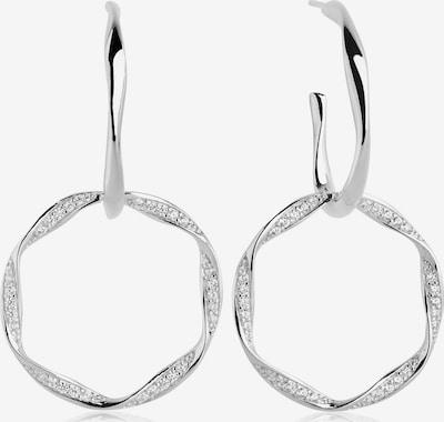 Sif Jakobs Ohrringe in silber, Produktansicht