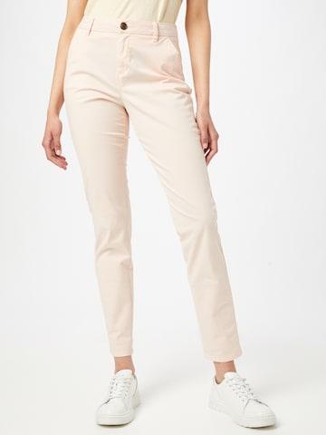 s.Oliver Chino-püksid, värv roosa