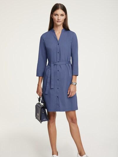 heine Košilové šaty - modrá džínovina, Model/ka