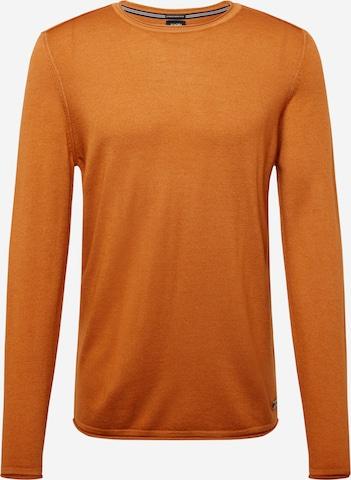 JOOP! Jeans Trui 'Lelio' in Oranje