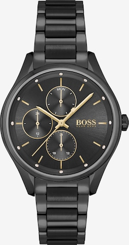 BOSS Casual Analog Watch in Black