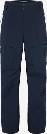 PYUA Outdoorbroek in de kleur Blauw, Productweergave