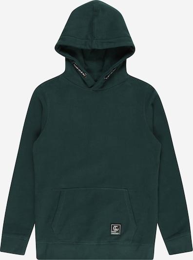 Petrol Industries Sweatshirt in Dark green / Black / White, Item view