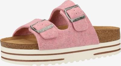 SHEPHERD OF SWEDEN Hausschuhe in pink, Produktansicht