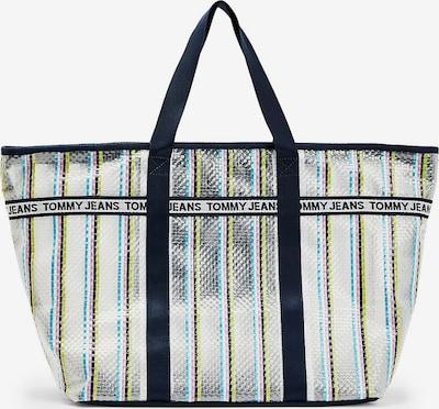 Tommy Jeans Shopper in mischfarben / transparent, Produktansicht