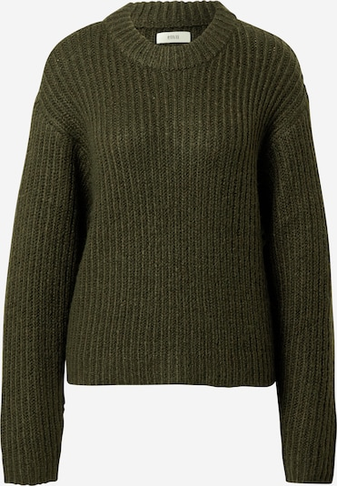 Envii Pullover in dunkelgrün, Produktansicht