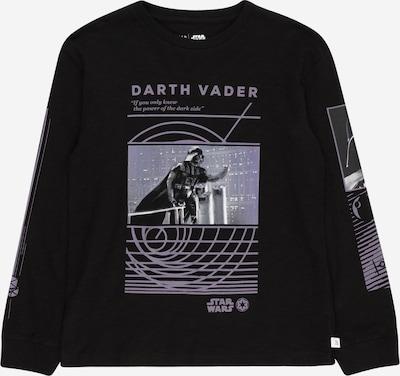 GAP T-shirt i syrén / svart, Produktvy