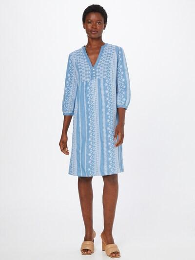 világoskék / fehér ESPRIT Ingruhák, Modell nézet