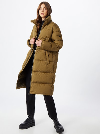 Superdry Winter coat in khaki, View model