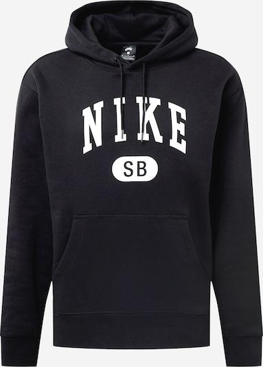 Nike SB Bluzka sportowa w kolorze czarny / białym, Podgląd produktu