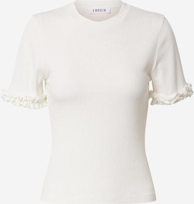 EDITED Shirt 'Peppi' in weiß, Produktansicht