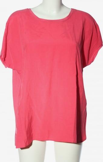 Milano Kurzarm-Bluse in XL in rot, Produktansicht