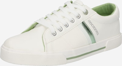 Dockers by Gerli Sneaker low i mint / hvid, Produktvisning