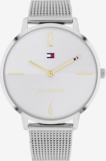 TOMMY HILFIGER Zegarek analogowy w kolorze złoty / srebrnym, Podgląd produktu