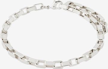 Pilgrim Armbånd 'Clarity' i sølv