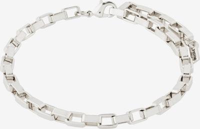 Pilgrim Armband 'Clarity' in silber, Produktansicht