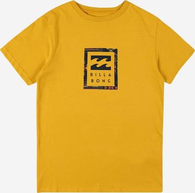BILLABONG Sportshirt 'UNITY' in gelb / pastellrot / schwarz, Produktansicht