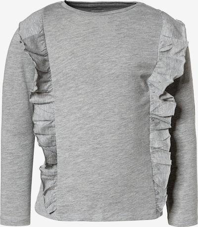 VERTBAUDET Langarmshirt in graumeliert, Produktansicht