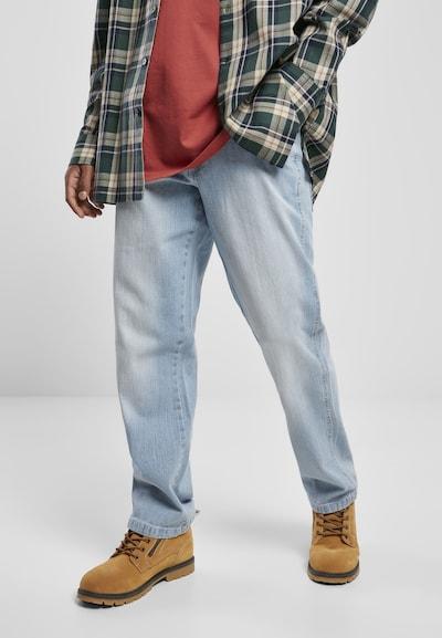 SOUTHPOLE Jeans in hellblau, Modelansicht