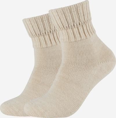 camano Socken in beige, Produktansicht