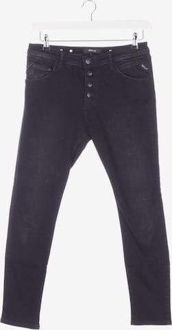 REPLAY Jeans in 26 in Schwarz