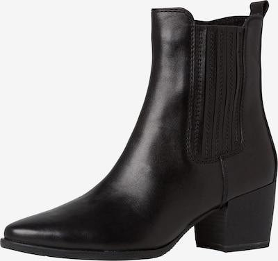 MARCO TOZZI Chelsea Boots in schwarz, Produktansicht