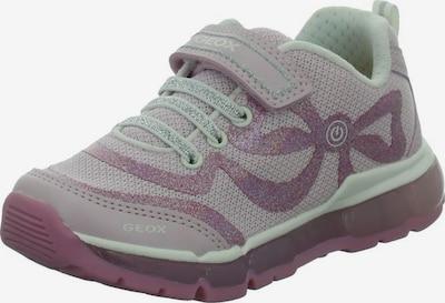 GEOX Sneaker in opal / pink / rosa, Produktansicht