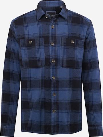 Camicia 'NADAL' di Only & Sons in blu