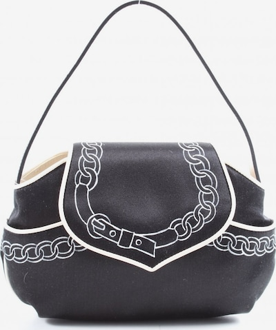 MOSCHINO Minitasche in One Size in schwarz / weiß, Produktansicht