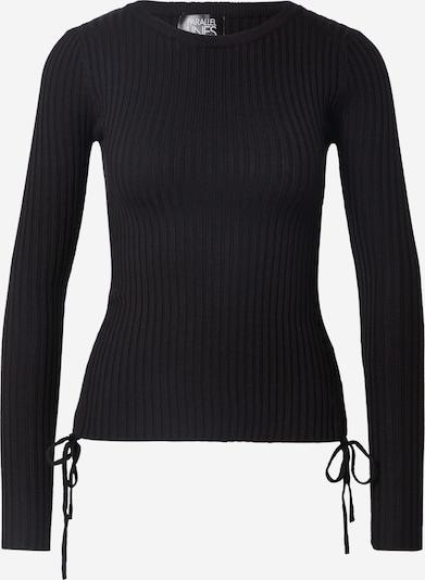 Parallel Lines Пуловер в черно, Преглед на продукта