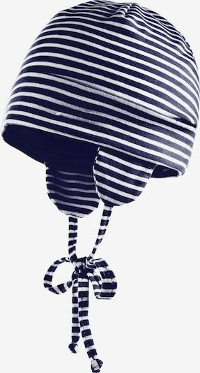 MAXIMO Čiapky - námornícka modrá / biela, Produkt