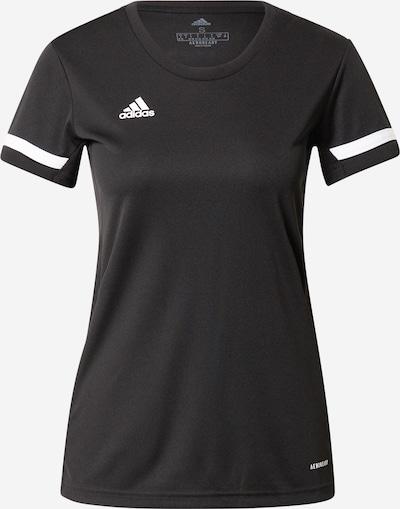 ADIDAS PERFORMANCE Trikot 'Team 19' in schwarz / weiß, Produktansicht