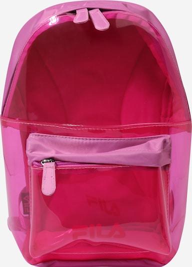 FILA Rucksack in pink, Produktansicht